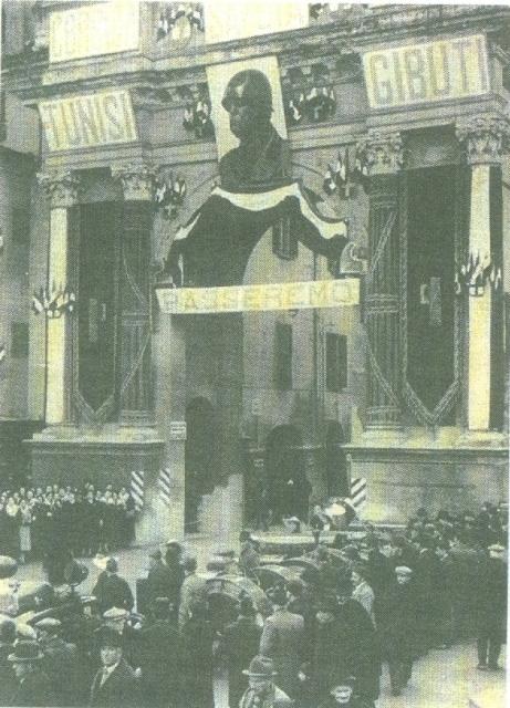 Mussolini a Savigliano