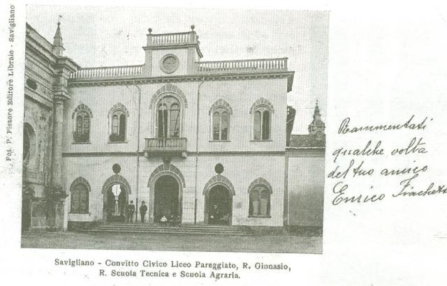 Convitto civico di Savigliano