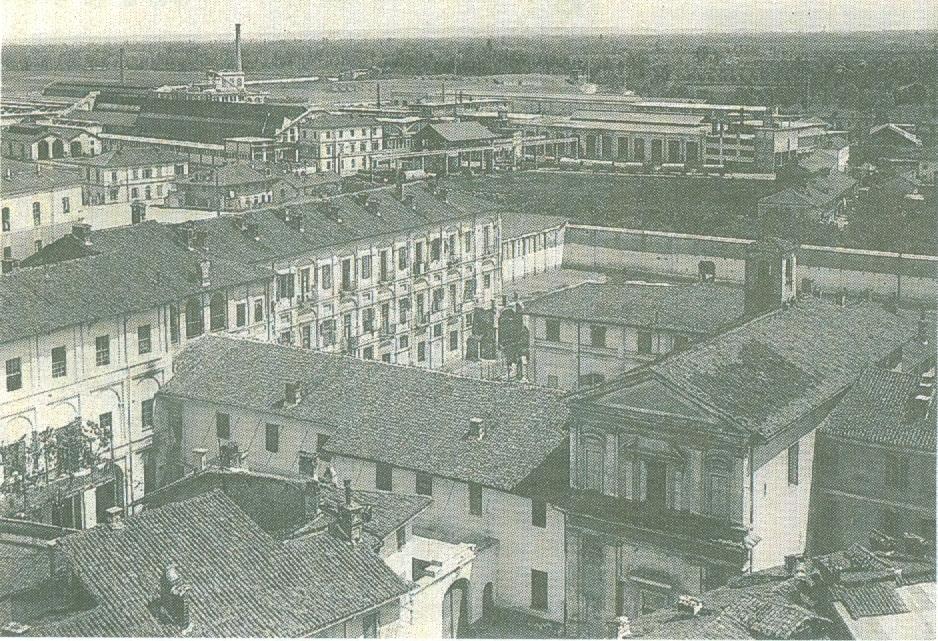 Il convento di Santa Chiara