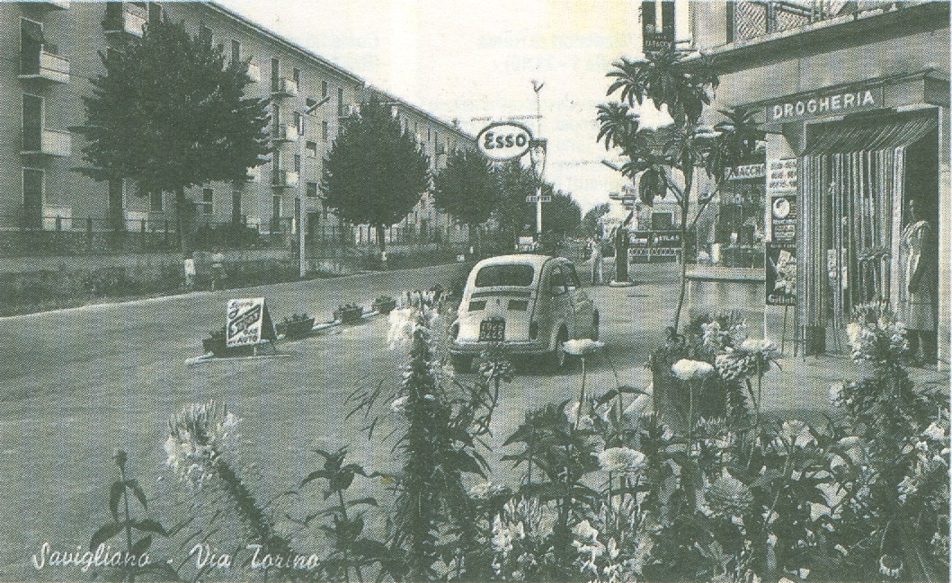 Via Torino a Savigliano