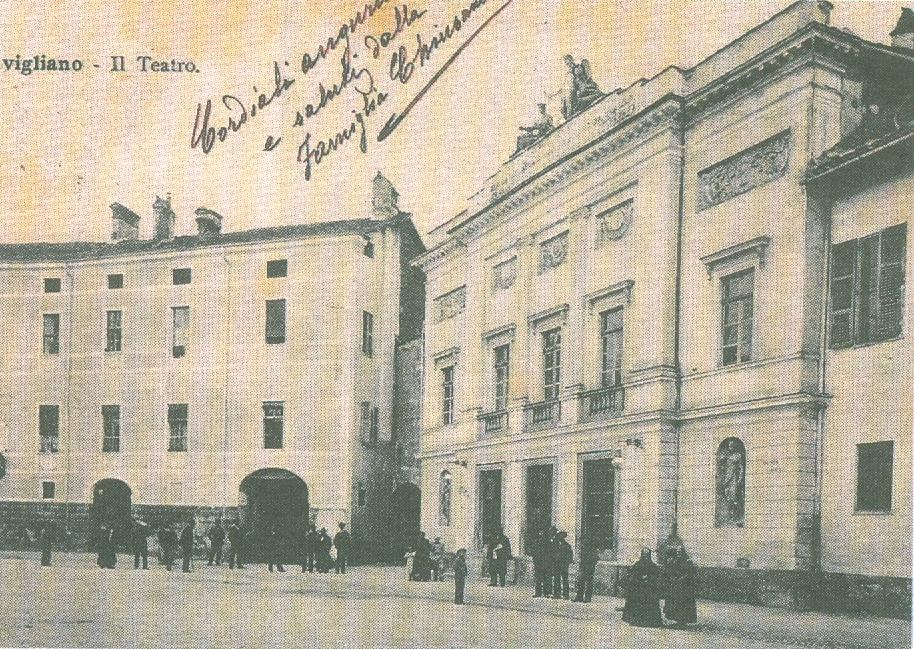 Il teatro Milanollo