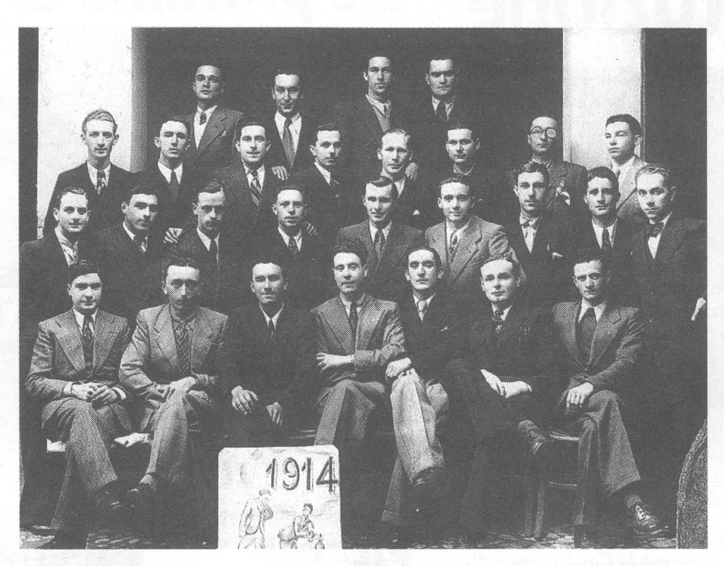 I nati nel 1914