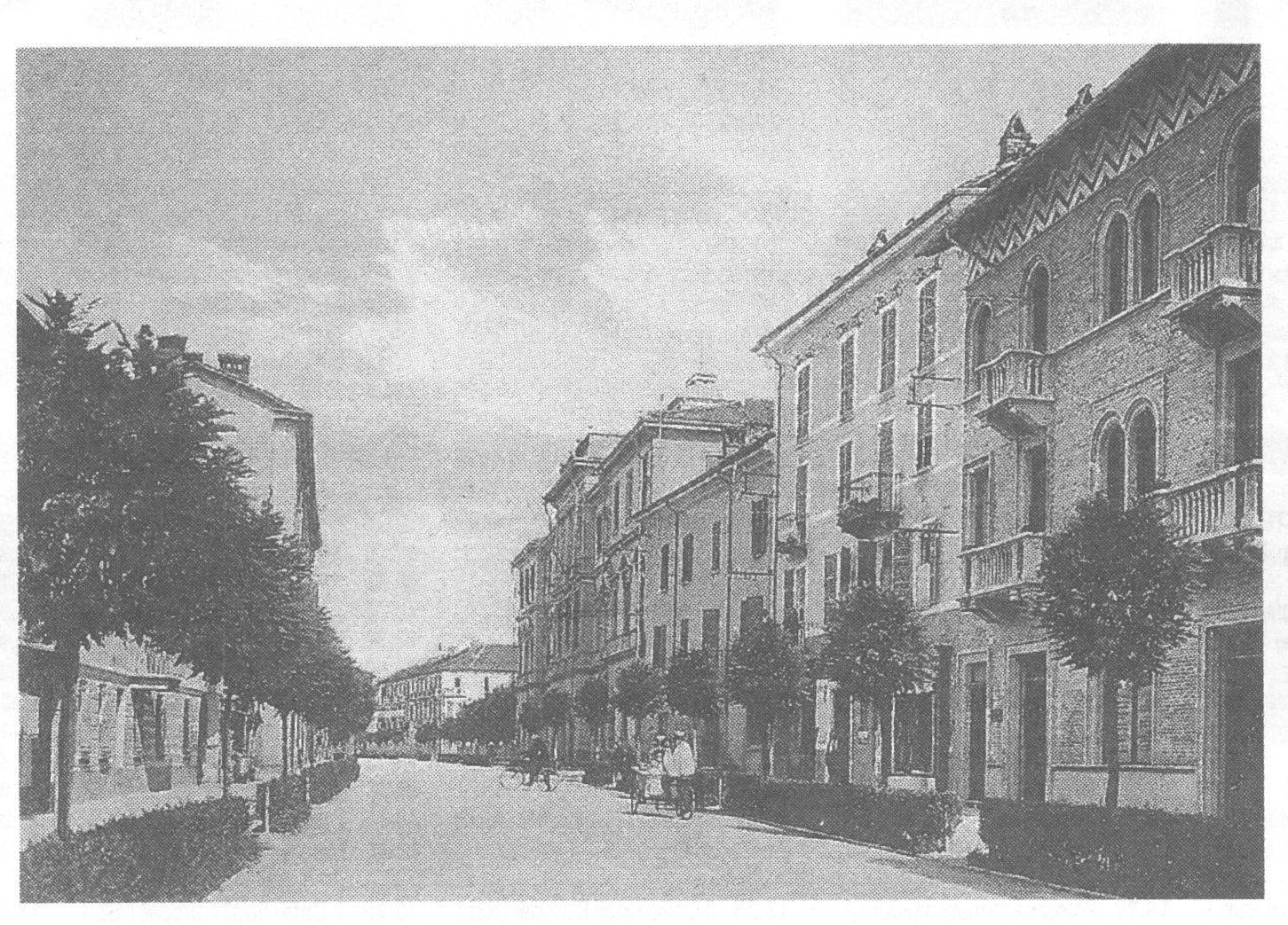 I gelatai a Savigliano a inizio Novecento