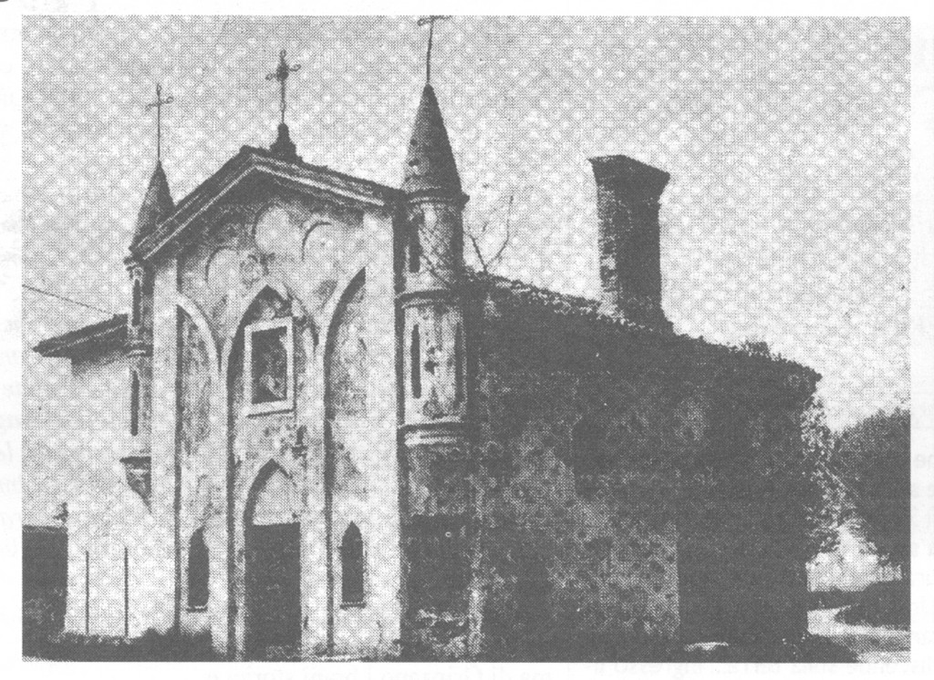 La chiesa della Beata Vergine delle Grazie