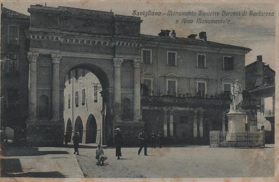 Monumento a Santorre di Santarosa