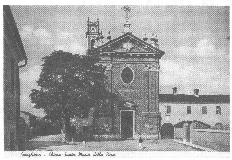 Chiesa di S. Maria della Pieve