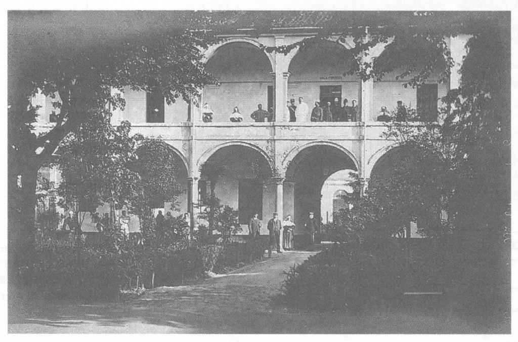 L'Ospedale Militare a Savigliano