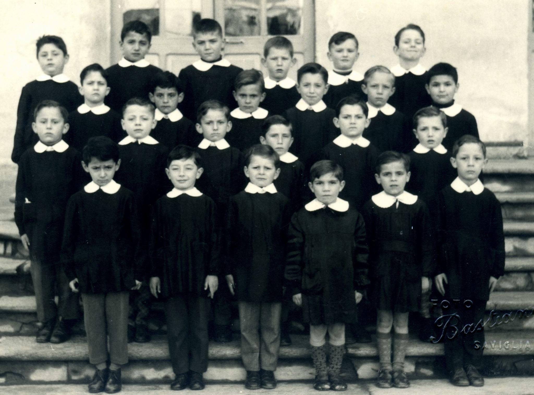 Savigliano: classe elementare