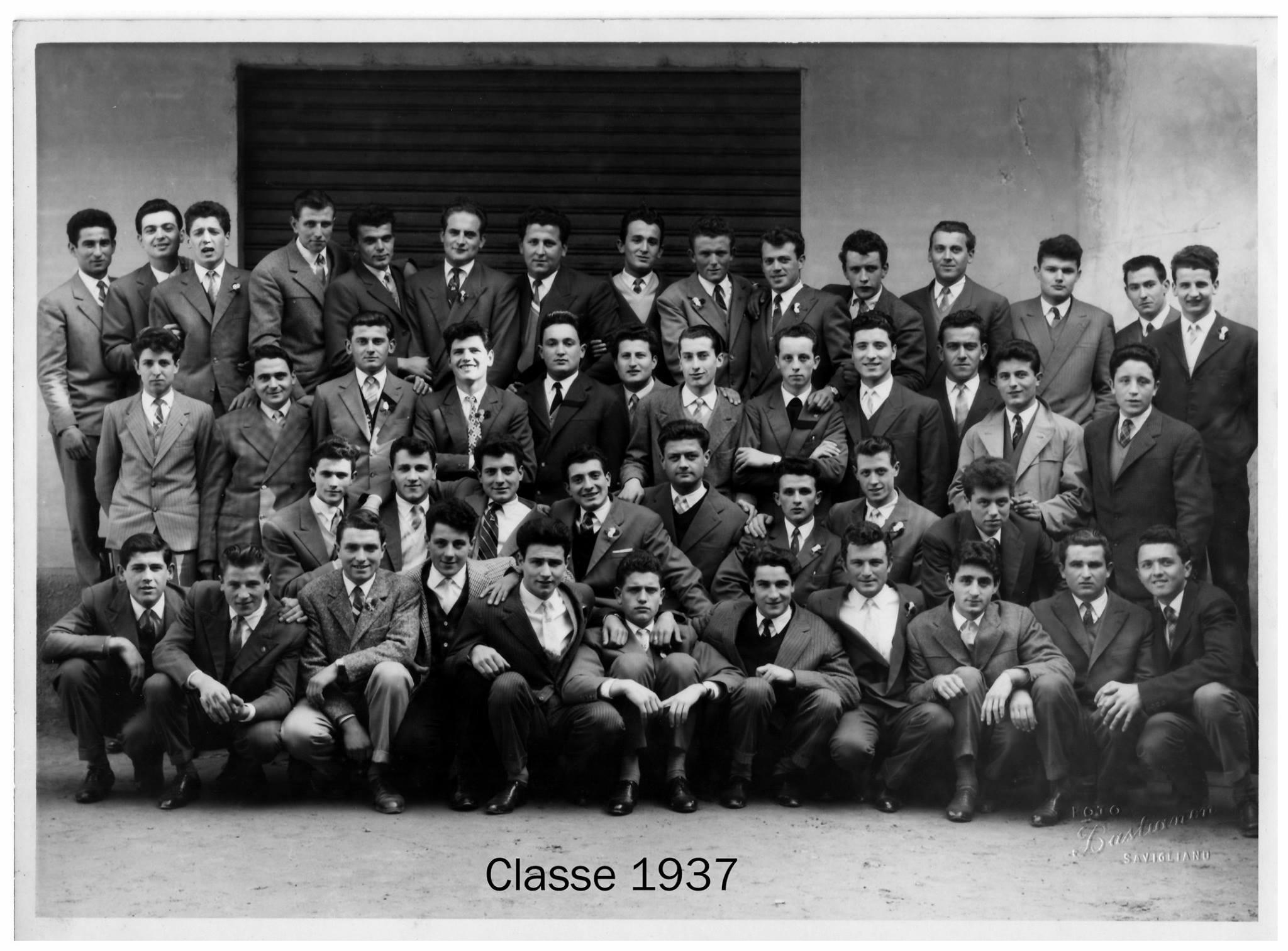 Savigliano: fotografia di classe