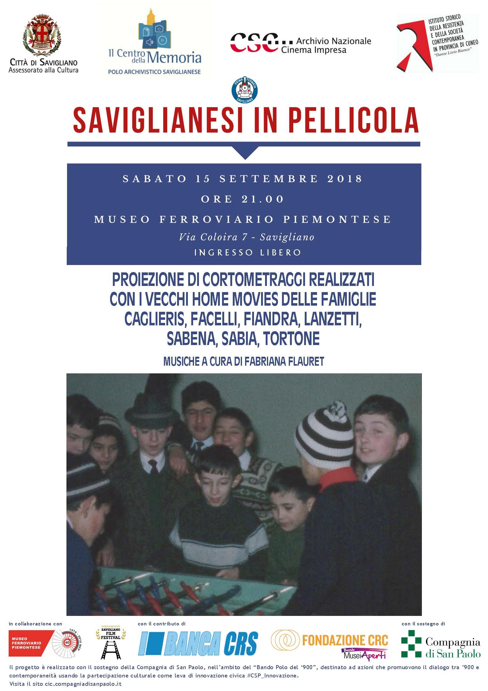 Locandina Saviglianesi in pellicola- def media risoluzione