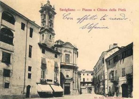 piazza della pietà; piazza Cesare Battisti