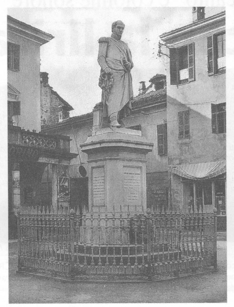 Statua di Santorre