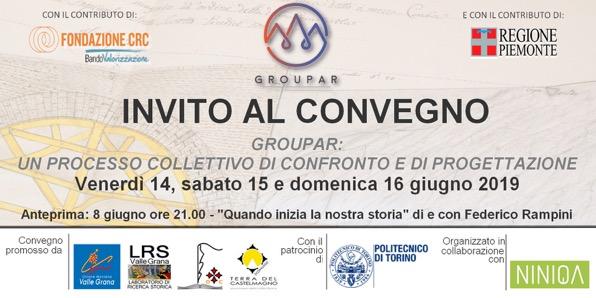 Invito convegno Groupar 2019